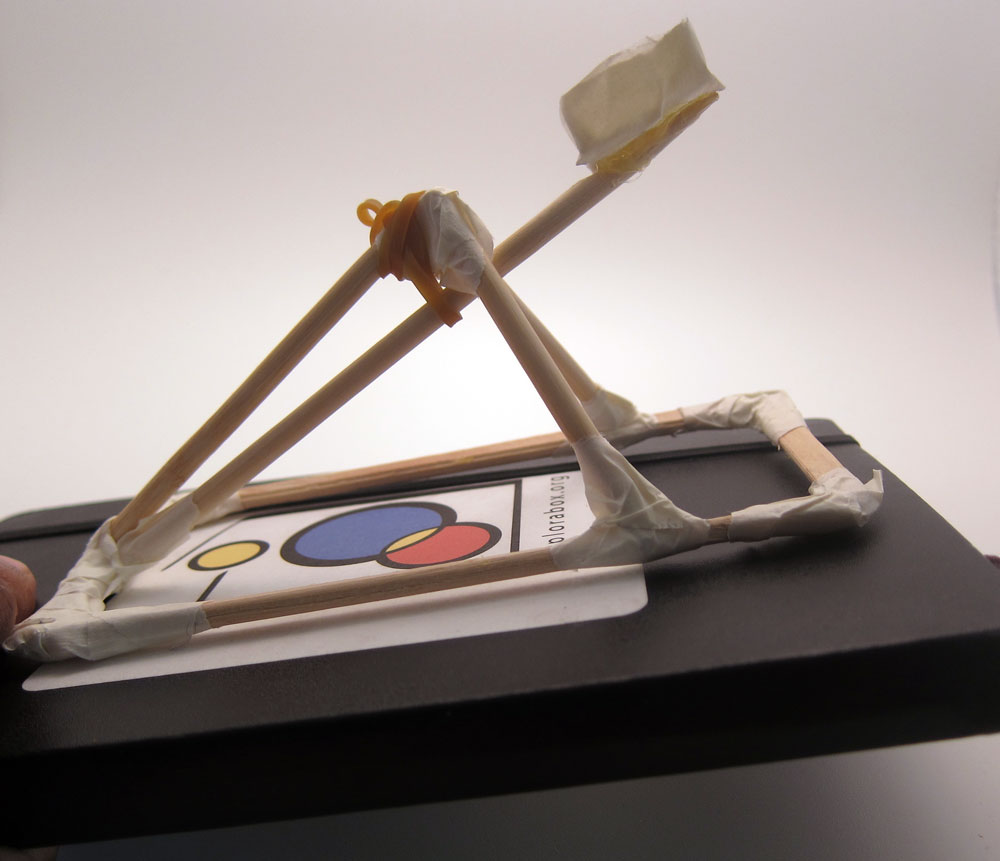 Build Your Own Catapult Explorabox